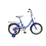Велосипед 16 дюймов Навигатор Basic синий 981545