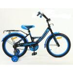 Велосипед 18 дюймов Namelesse Vector черно-голубой