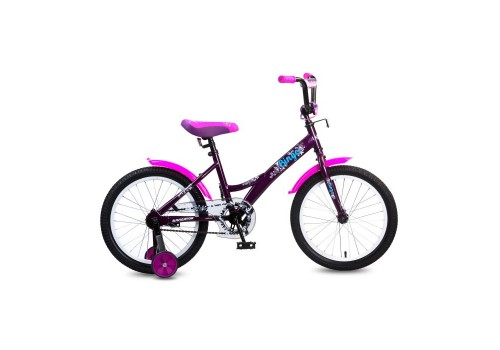 """Велосипед 18 дюймов """"Navigator Bingo"""" ярко-розовый"""