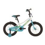 Велосипед 18 дюймов Novatrack белый 183 VALIANT.WT9