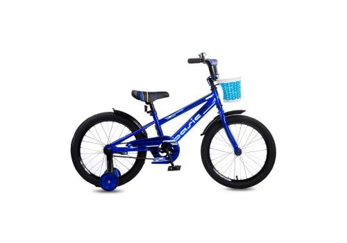 Велосипед 18 дюймов Navigator Basic, ВН18097 синий