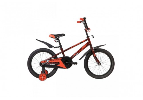 Велосипед 18 дюймов Novatrack Extreme 134068