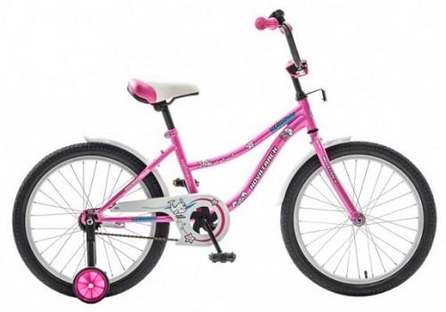 Велосипед 20 дюймов Новатрек NEPTUNE розовый 203