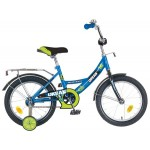 Велосипед 20 дюймов Новатрек URBAN синий 107120