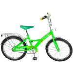 Велосипед 20 дюймов навигатор Basic KITE-тип зелено-салатовый