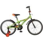 Велосипед 20 дюймов FOXX F зелёный 201F20.GN7