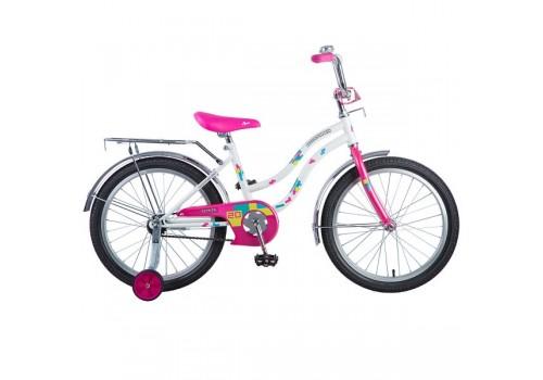 Велосипед 20 дюймов Новатрек TETRIS белый 126761 201TETRIS.WT8