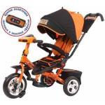 Велосипед 3-х колесный Супер Формула SF3R оранжевый