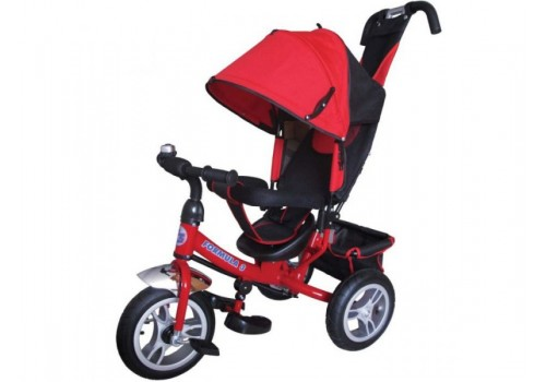 Велосипед 3-х колесный FORMULA 3 B-F3B красный