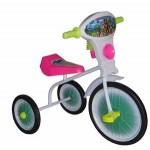 Велосипед трехколесный Малыш металлические колеса 01