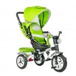 Детский трехколесный велосипед Black Aqua 5899 зеленый