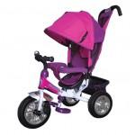 Велосипед 3-х колесный FORMULA 3 F3P розовый