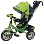 Велосипед 3-х колесный FORMULA А3 FA3G серо-зеленый