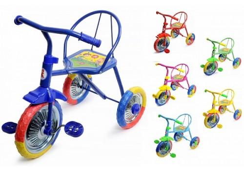 Велосипед 3-х колесный Ежик Mobi Kids