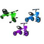 Детский трехколесный велосипед Чижик без ручки 518