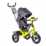 Велосипед 3-х колесный BA 5168 (A) (лимонный) свет, звук