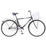 Велосипед 28 дюймов Новатрек FUSION синий/черный