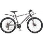 "Велосипед 26 дюйма Stinger Grapite D 18"" серый TY10/TX35/EF41"