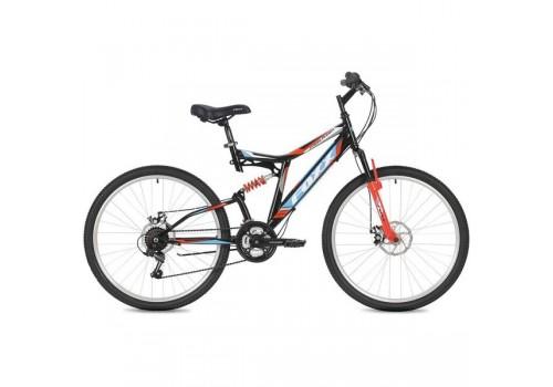 """Велосипед Foxx 26"""" Freelander 18"""" черный 26SFD.FREELD.18BK0"""