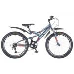 Велосипед 24 дюймов Stinger Highlander SX100 18 скоростей
