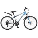 "Велосипед 24 дюймов Stinger Caiman D 14"" синий TZ30/TY21/RS35"