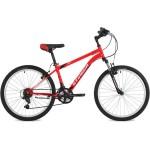 """Велосипед 24 дюймов Stinger Caiman 12.5"""" красный TY21/TZ30/TS38"""