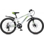 "Велосипед Stinger 24"" Aragon 250D 12,5 зелёный TY10/TX35/TS50"