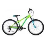 """Велосипед 24 дюйма FOXX Aztec 12"""" зеленый 24SHV.AZTEC.12GN0"""