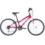 """Велосипед 24 дюйма MIKADO VIDA JR розовый стальная рама 12"""" 24SHV.VIDAJR.12PK1"""