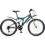 "Велосипед 26 дюйма Stinger Highlander 100V 18"" синий TZ30/TY21/RS35"