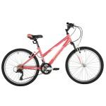 "Велосипед 24 дюйма Foxx Salsa 14"" розовый 24SHV.SALSA.14PK1"