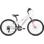 "Велосипед 24 дюйма Foxx Salsa 12"" белый 24SHV.SALSA.12WT0"