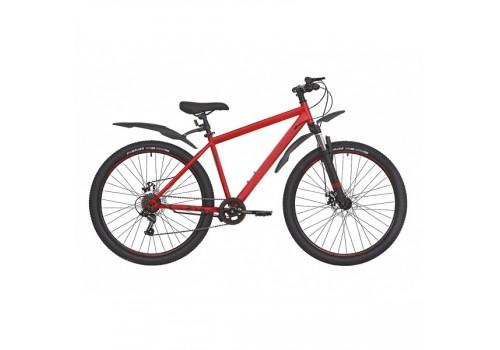 """Велосипед 27,5 дюймов RUSH HOUR NX 675 DISC ST рама 16"""" красный"""