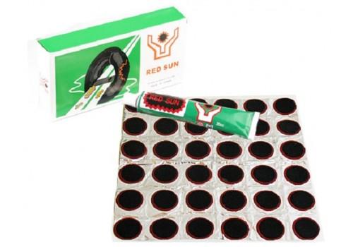 Аптечка для ремонта велосипедных камер RS4802