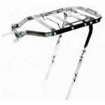 """Багажник для велосипеда 28 дюймов хромированный """"Шампур"""" 3252900-0И"""