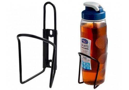Держатель для бутылочки на велосипед металлический