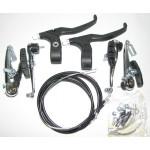 Комплект велосипедных тормозов V- брейк