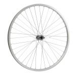 Колесо переднее для велосипеда 26 дюймов без резины