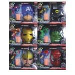 Набор маска супергероя и пистолет с присосками Р68383/L 142