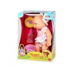 Многофункциональная кукла Милый карапуз с горшком 0804-100