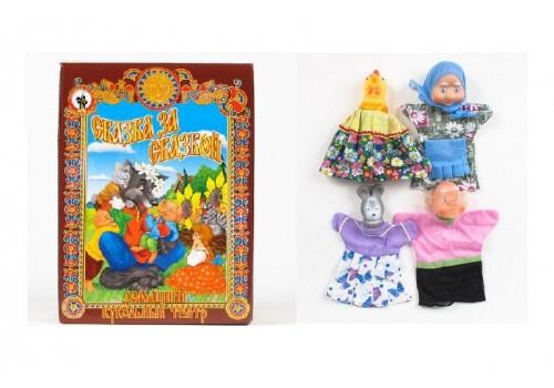 Курочка ряба кукольный театр своими руками