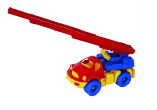 Пожарная машина малыш