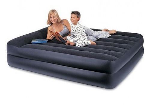 какую приобрести лучше надувную кровать