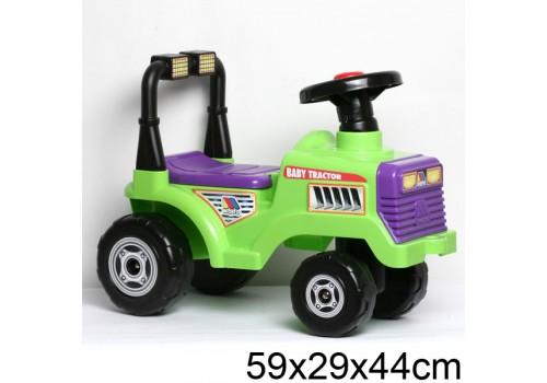 7956 каталка-трактор  Митя  - Игрушки г.Казань (843) 203.